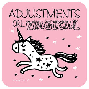 Magical Adjustment Sticker