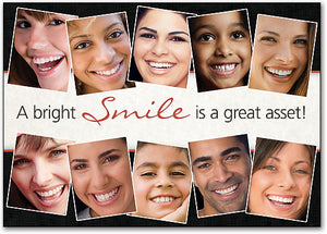 Smile Gallery Postcard