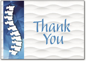 Ripple Thank You Postcard