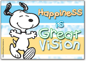 Great Snoopy Postcard