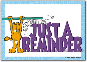 Brushing Reminder Postcard
