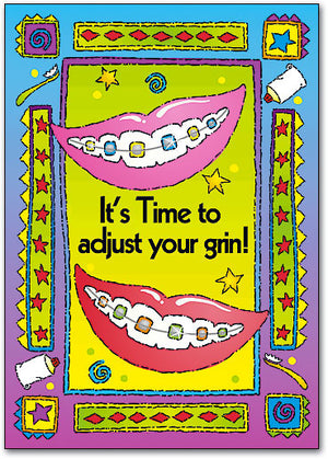 Orthodontic Postcard