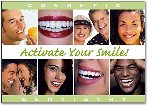 Activate Smile Postcard