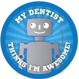SmartPractice Australia: My Dentist Thinks I'm Awesome
