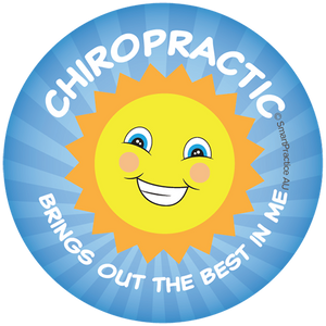 SmartPractice Australia: Chiropractic brings out the best in me Sticker