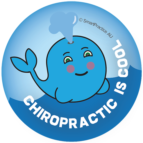 SmartPractice Australia: Chiropractic is Cool Sticker