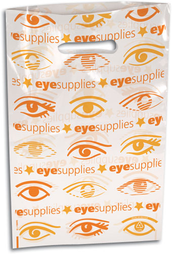 Eye Supplies Scatter Print Supply Bag