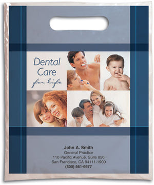 Dental Care For Life Supply Bag
