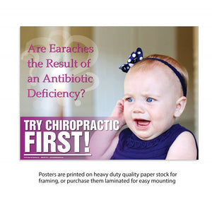 Earache Baby Poster -  (Laminated)