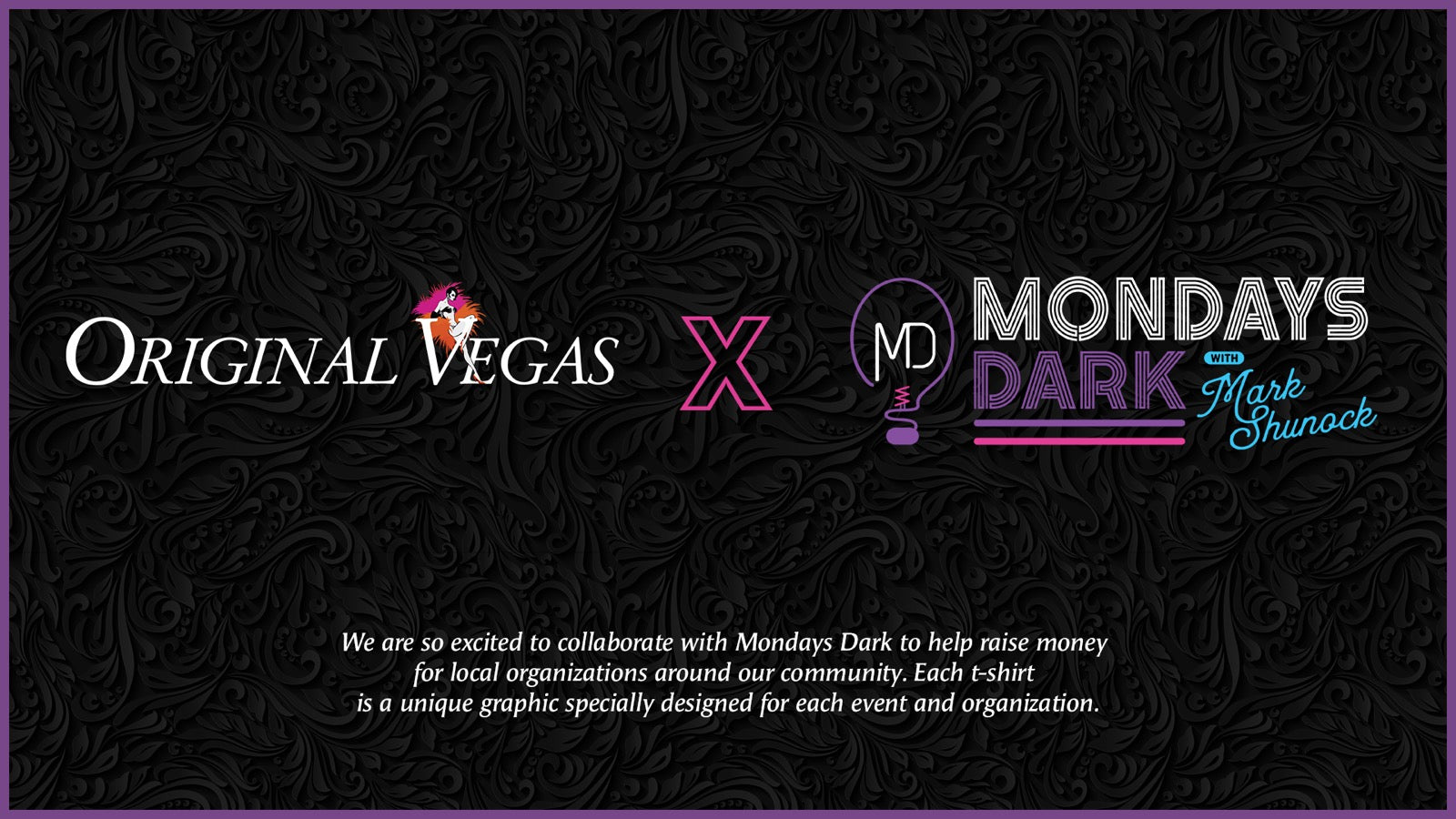 Mondays Dark x Original Vegas