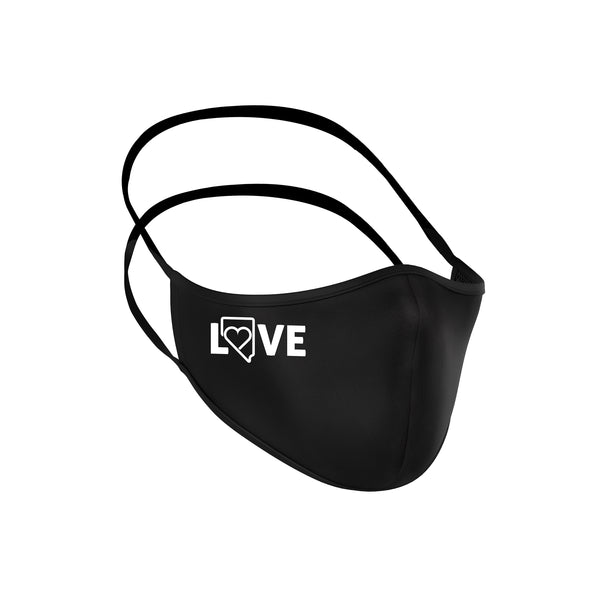 Buy One-Give One: Local Love-Nevada Face Mask - OriginalVegas
