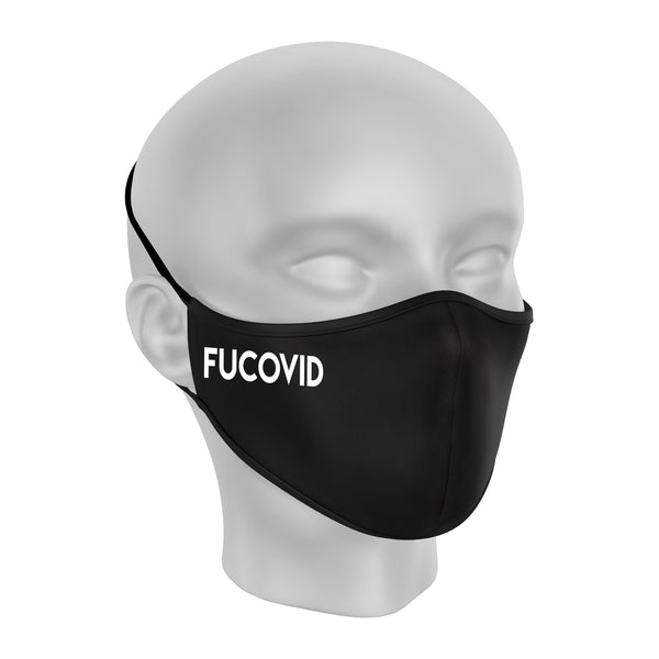 FUCOVID FACE MASK - OriginalVegas
