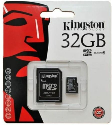 Memoria micro sd c10 32gb kingston SDCS2/32GB