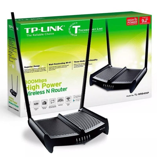 Router inalambrico tp-link TL-WR841HP