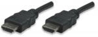 CABLE HDMI MACHO A MACHO 7.5M MANHATTAN