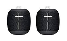 BOCINA BLUETOOTH LOGITECH WONDERBOOM NEGRO