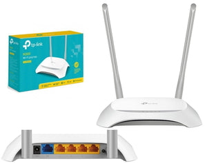 Router Inalambrico 300mbps 4 puertos 2 antenas Tp-Link