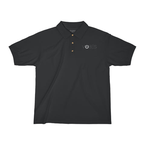 "Men's ""Vibes"" Polo Shirt"