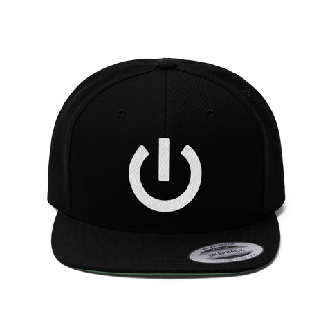 Vibes Flat Bill Hat