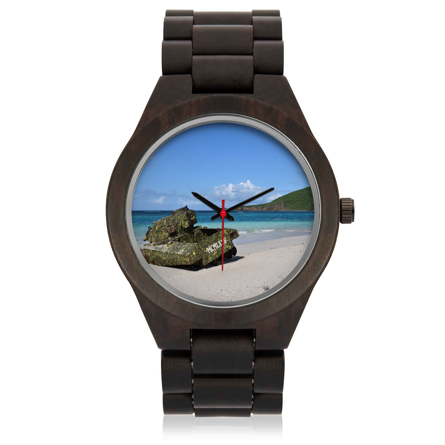 Culebra Wood Watch - Salthy