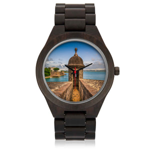 La Garita del Morro Wood Watch
