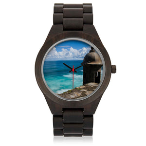 El Mar y El Morro Wood Watch
