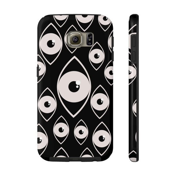 The Eye Tough Phone Cases - Salthy