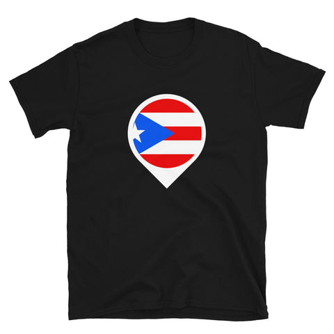Puerto Rico Location T-Shirt