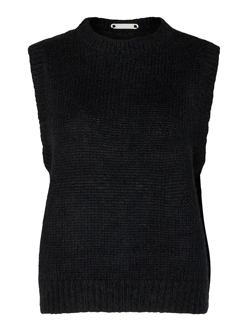 Leona Knit Vest från Co'Couture