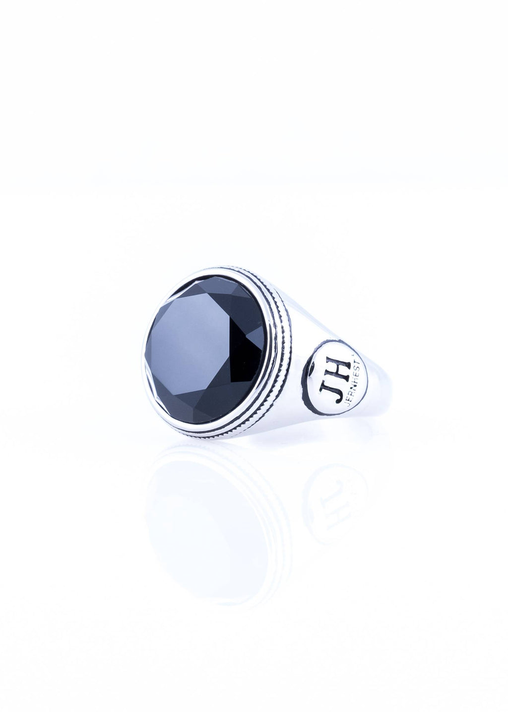 Jernhest Victor Silver Ring - Mojo Independent Store
