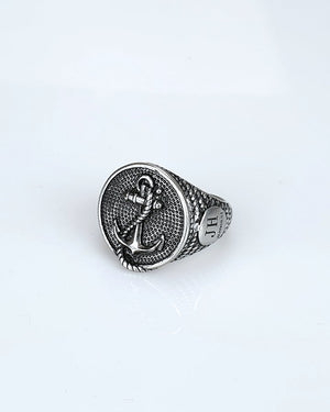 Jernhest Jan Silver Ring - Mojo Independent Store