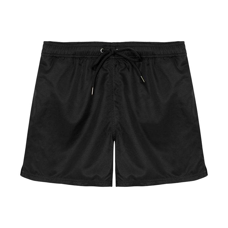 Bread & Boxers Swim trunk Black - Mojo Independent Store