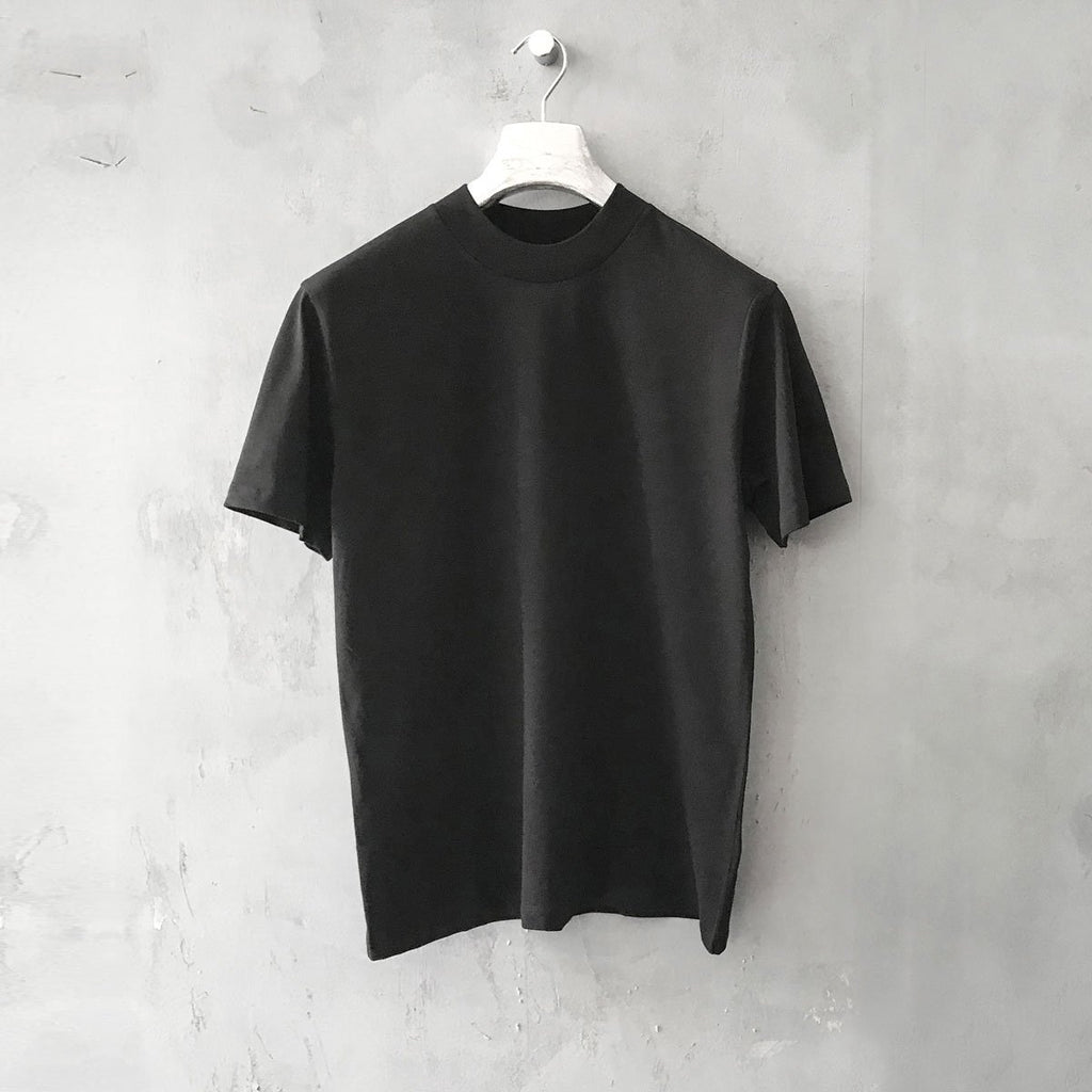 Ljung Heavy Tee Black - Mojo Independent Store