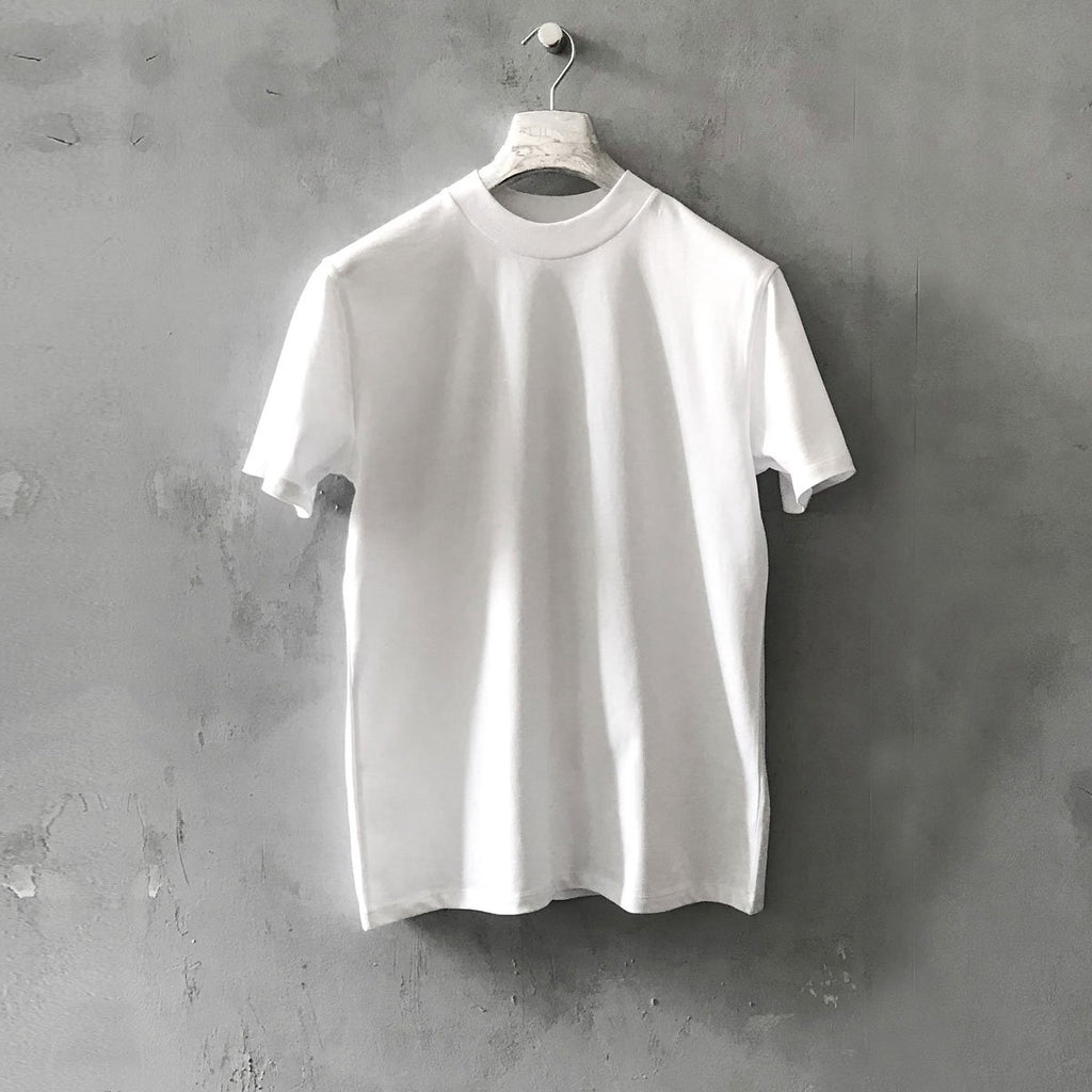 Ljung Heavy Tee White