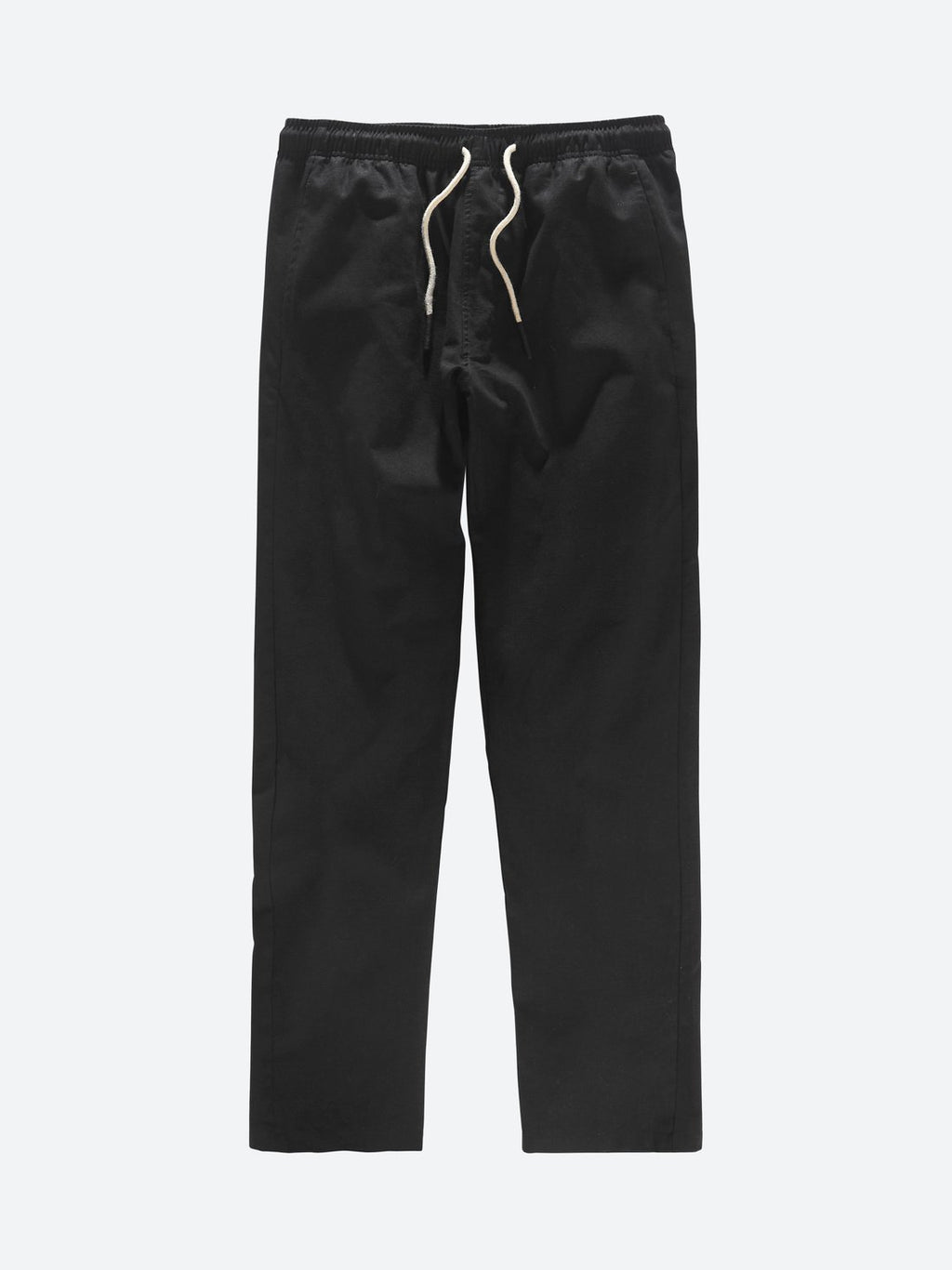 Oas Black Linen Long Pant - Mojo Independent Store