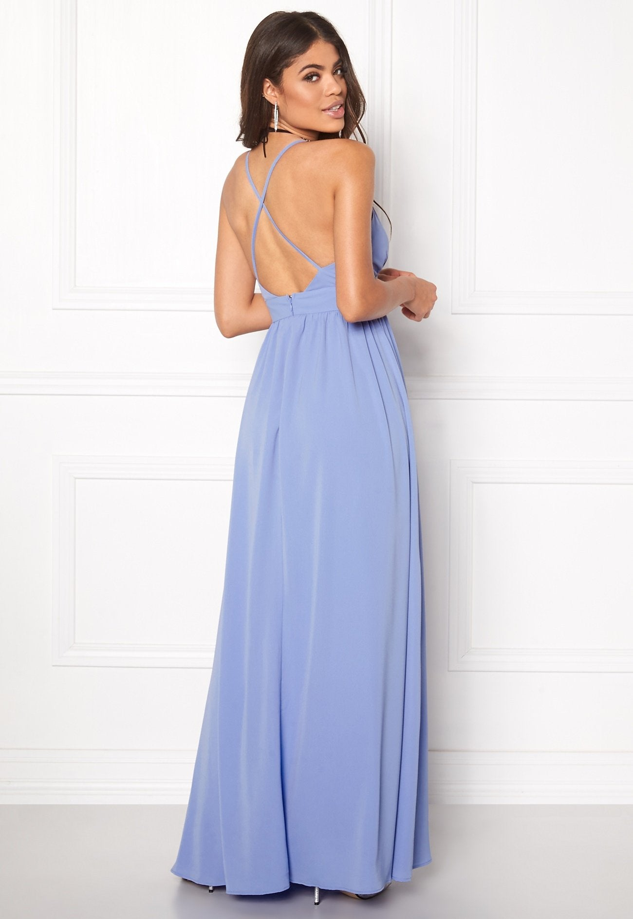 Dry Lake Blue Love Dress - Mojo Independent Store