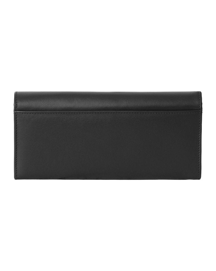 Whyred Fae Wallet Black - Mojo Independent Store