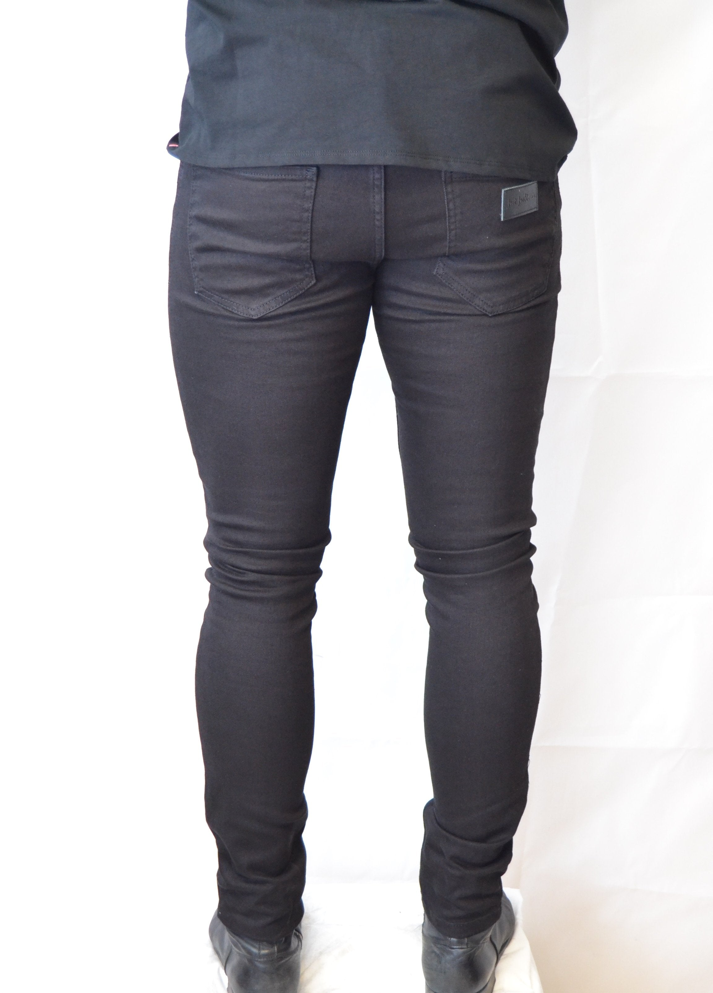 Just junkies Sicko Jeans wash Black/Night