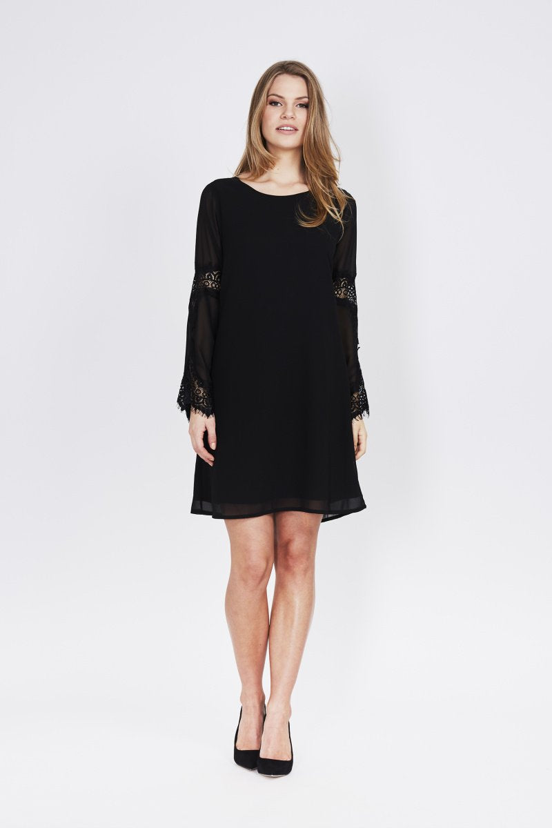 Dry Lake Twilight Dress Black