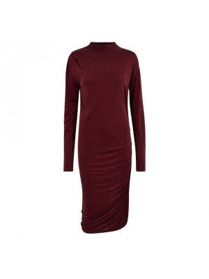 Second Female Yoyo LS Dress Port Royal - Mojo Independent Store