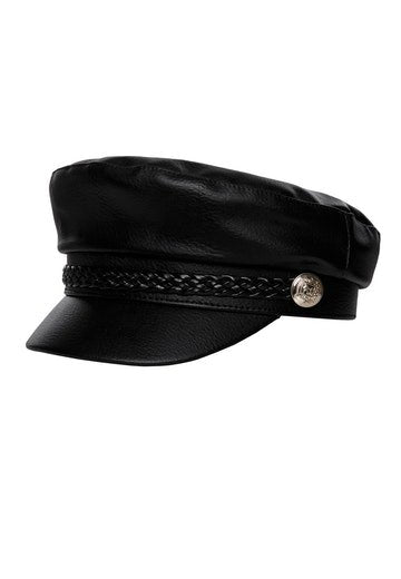 Ivyrevel Pu Cap Black - Mojo Independent Store