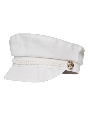 Ivyrevel Denim Cap White - Mojo Independent Store