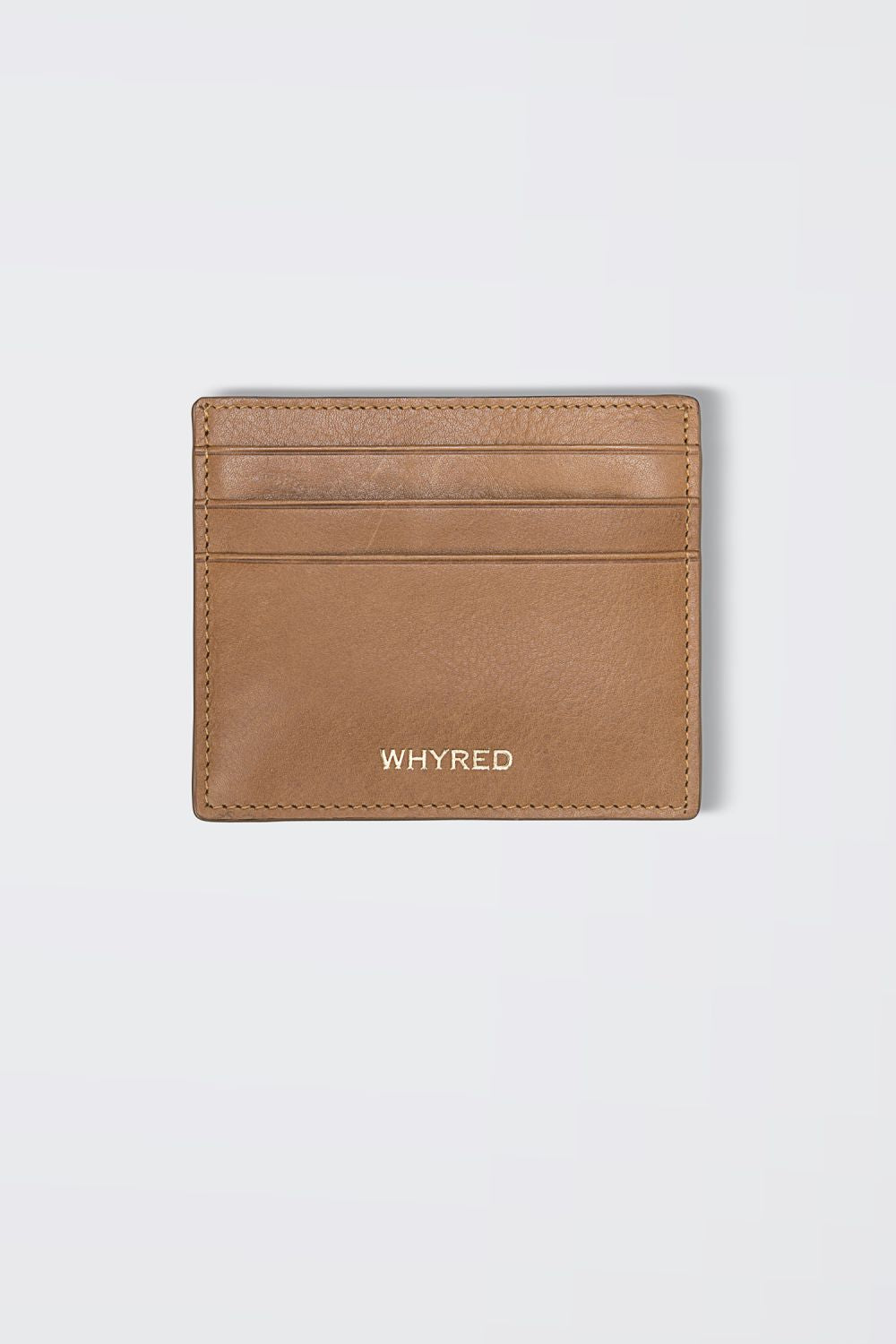 Whyred East Cardholder Cognac - Mojo Independent Store