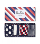 Happy Socks Gift Box (stripe) - Mojo Independent Store
