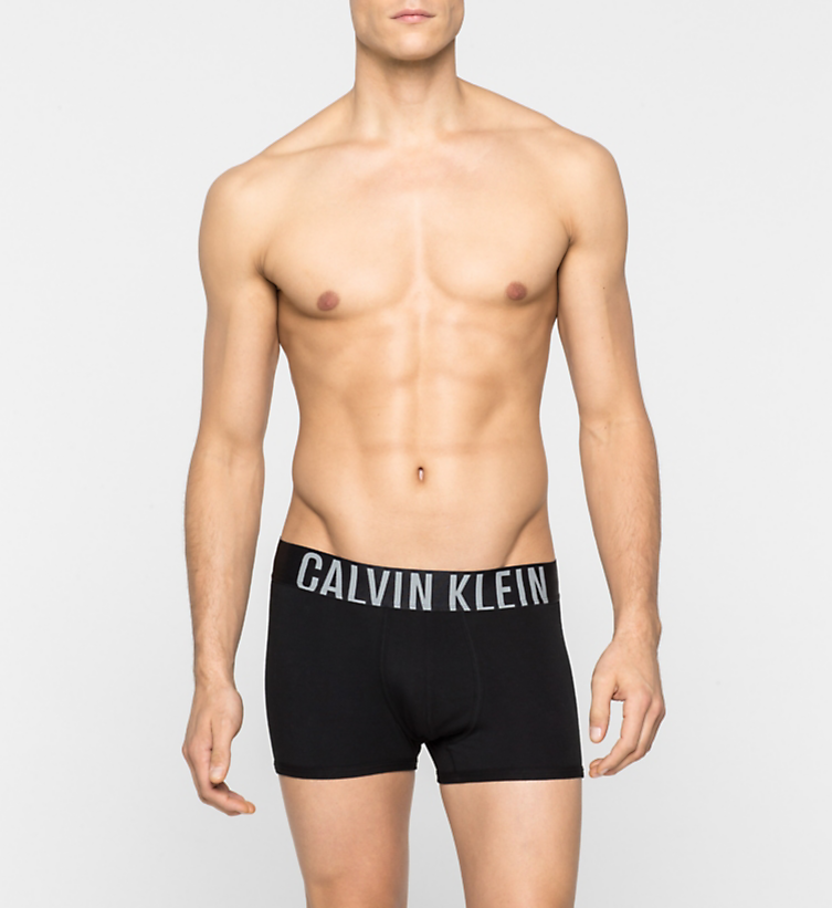 Calvin Klein Intense Power Trunk (Black)