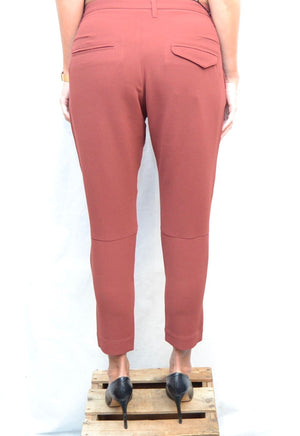 Hope Krissy Trousers Dk Copper - Mojo Independent Store