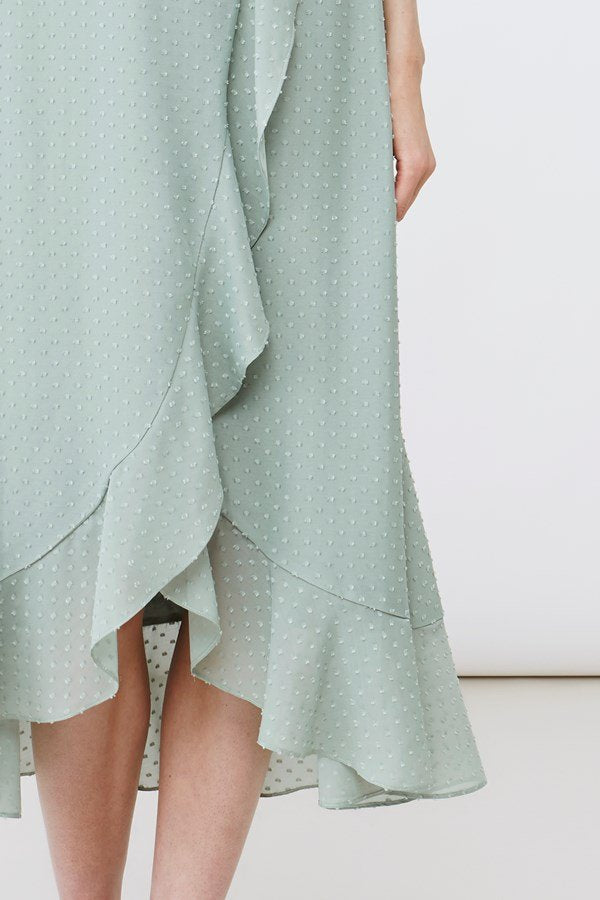 Stylein Ina Dress Dusty Mint - Mojo Independent Store