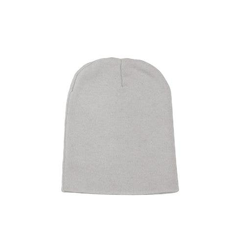 Peoples Republic of Cashmere Beanie Ash Grey
