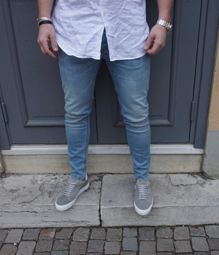 The Blue Uniform Jeans Cricket Wash 3 - Mojo Independent Store