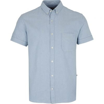 Kronstadt Johan Oxford Short sleeve - Mojo Independent Store